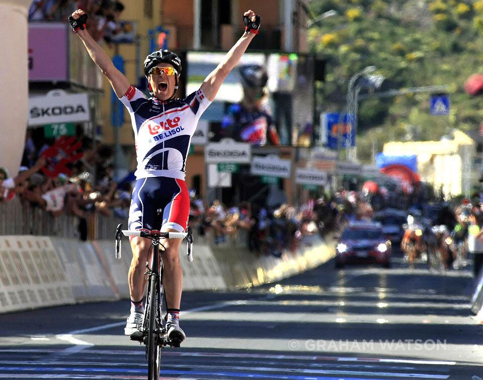 Giro d'Italia - Stage Twelve