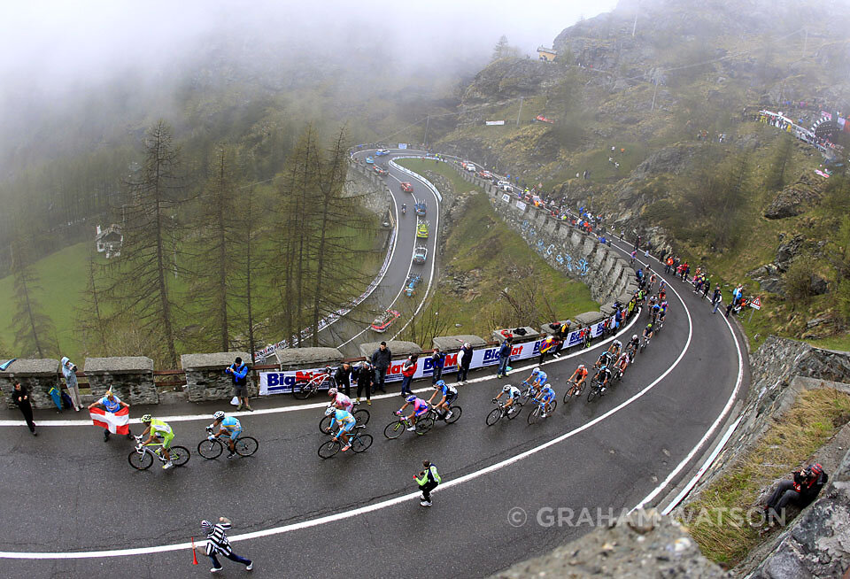 Giro d'Italia - Stage Fourteen