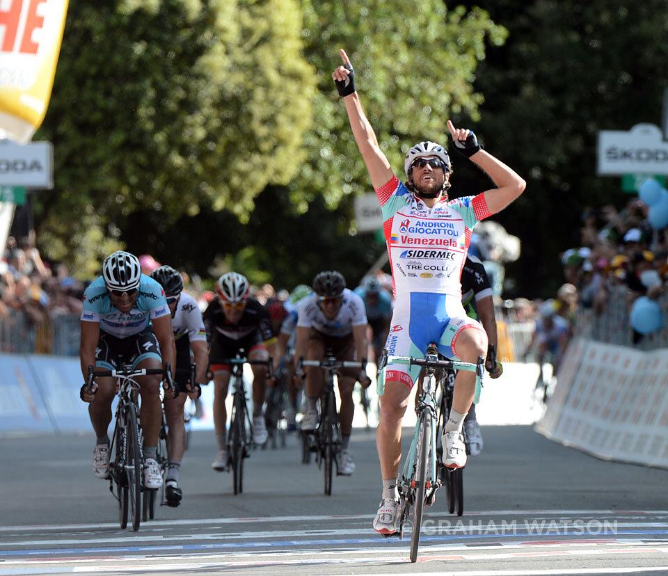 Giro d'Italia - Stage Eleven
