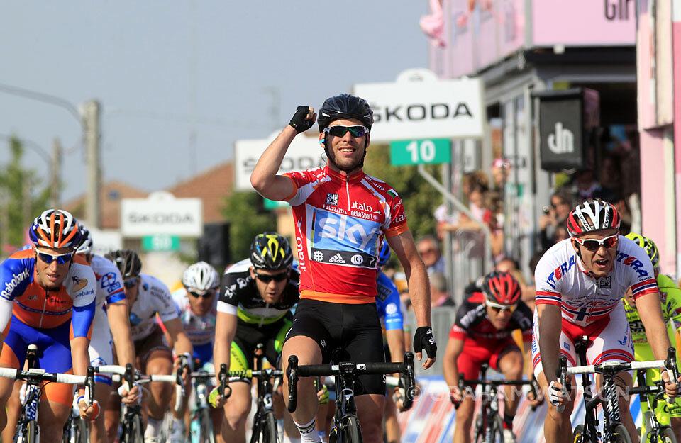Giro d'Italia - Stage Thirteen