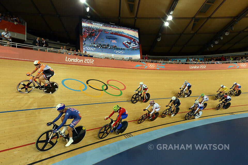Olympic Games - Womens Omnium