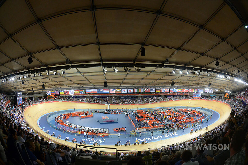 Olympic Games - Mens Omnium 30kms