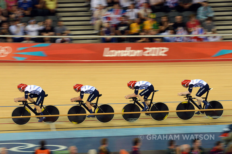 Olympic Games - Mens Team Pursuit
