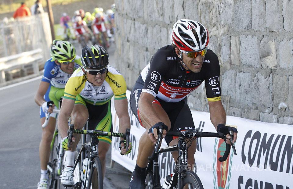 Tirreno Adriatico 2012