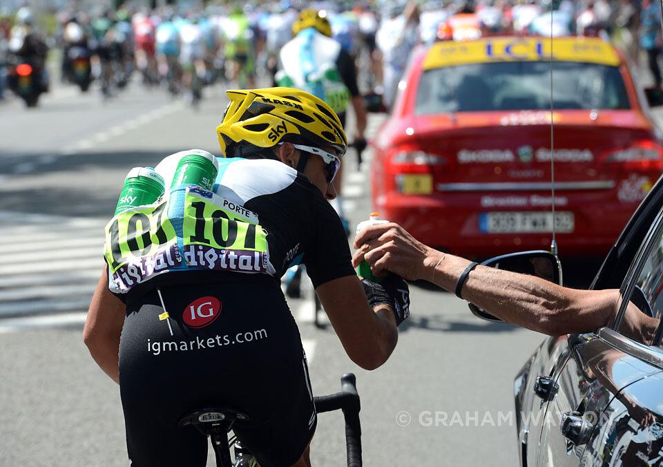 Tour de France - Stage 2