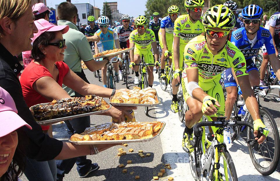 Giro d'Italia - Stage Five