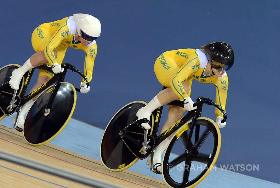 Olympic Games - Womens Team Sprint