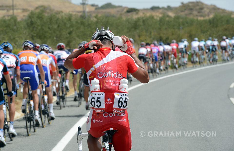 2012 Vuelta Españã