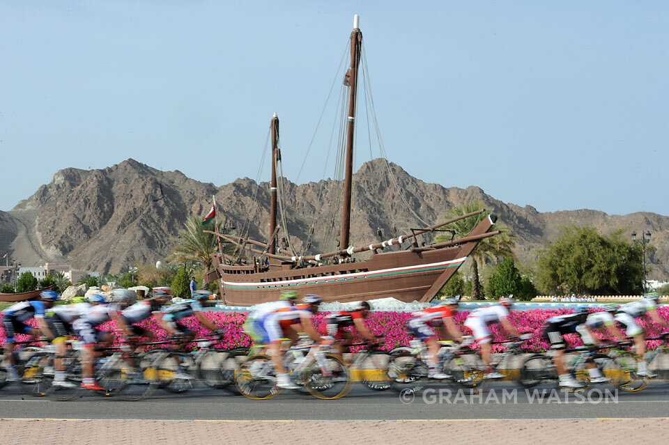 TOUR OF OMAN - STAGE FOUR