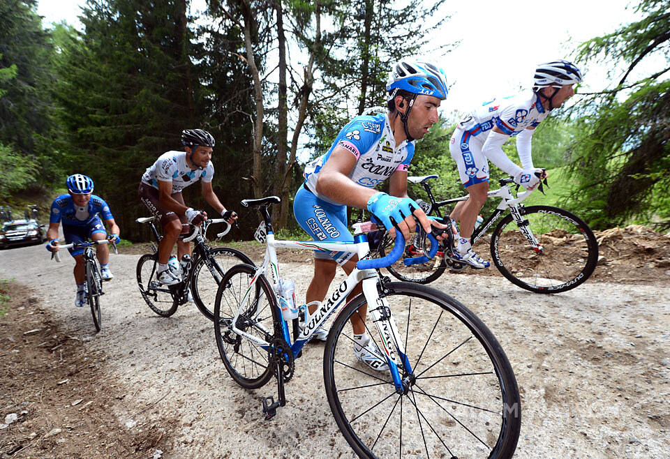 Giro d'Italia - Stage Twenty